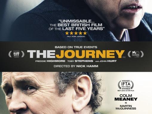 🍀[Irish Week 2.0] Movie Review: The Journey