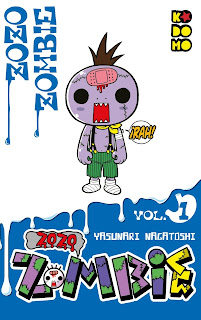 Zozo Zombie, de Yasunari Nagatoshi