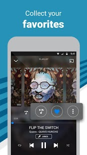 Deezer Music & MP3 Player: Songs, Radio & Podcasts Premium v6.0.7.128 [Mod] APK