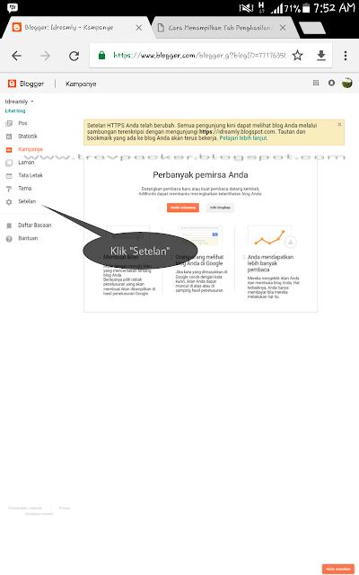 Cara memasang iklan google adsense yang menghasilkan uang