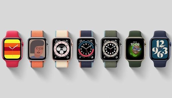 Hướng dẫn mặt đồng hồ Apple Watch tự động thay đổi theo ý muốn.