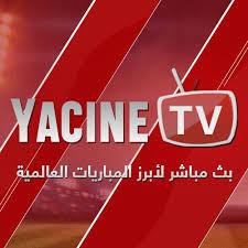 تحميل Yacine TV بث مباشر | ياسين تيفي [2021] yacineapp.tv