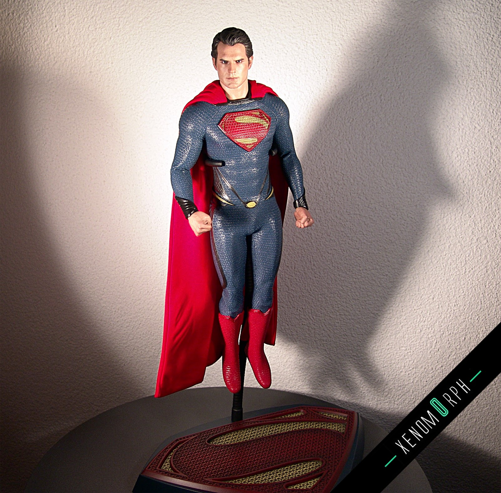 Hot Toys Man Of Steel Superman Mms200 1 6 Photo Gallery