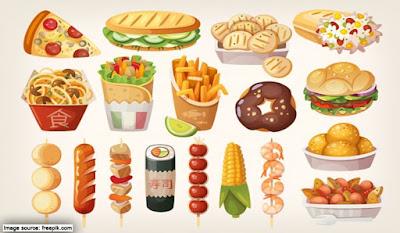 makanan-penyebab-jerawat