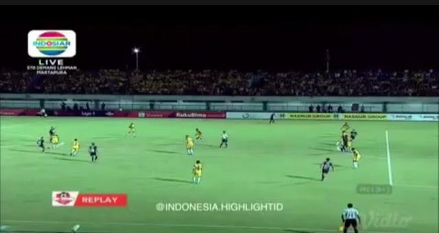 gol onside dianggap offside