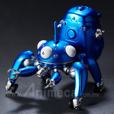 Figura Tachikoma Diecast Collection 01 Tachikoma Blue Ghost in the Shell S.A.C.