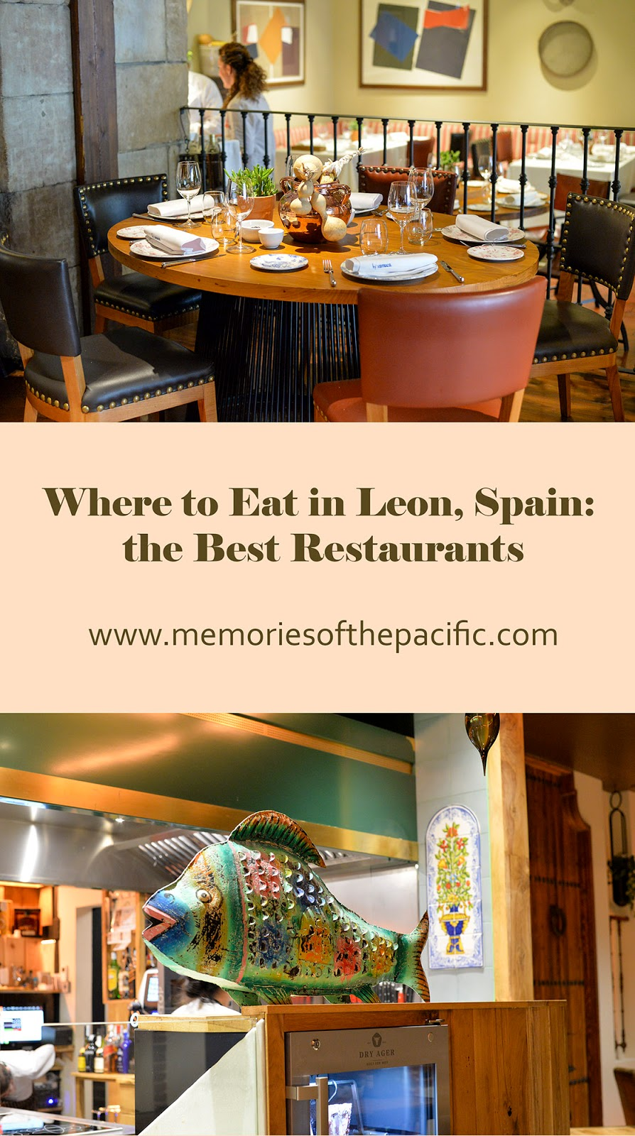 best restaurants tapas bar leon spain