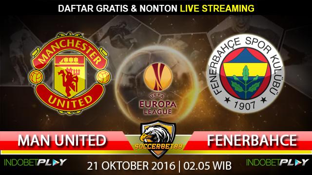 Prediksi Manchester United vs Fenerbahce 21 Oktober 2016 (Liga Eropa)