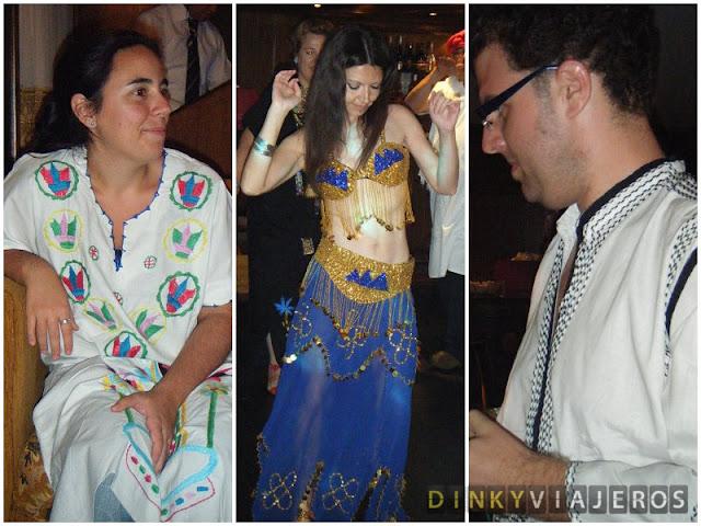 Fiesta egipcia