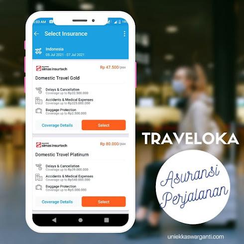 traveloka asuransi perjalanan