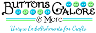 Buttons Galore Logo