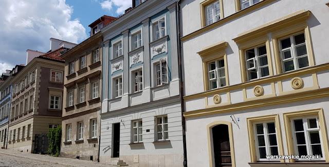 Warszawa Warsaw Śródmieście kamienice kamienica przedwojenna architektura architecture