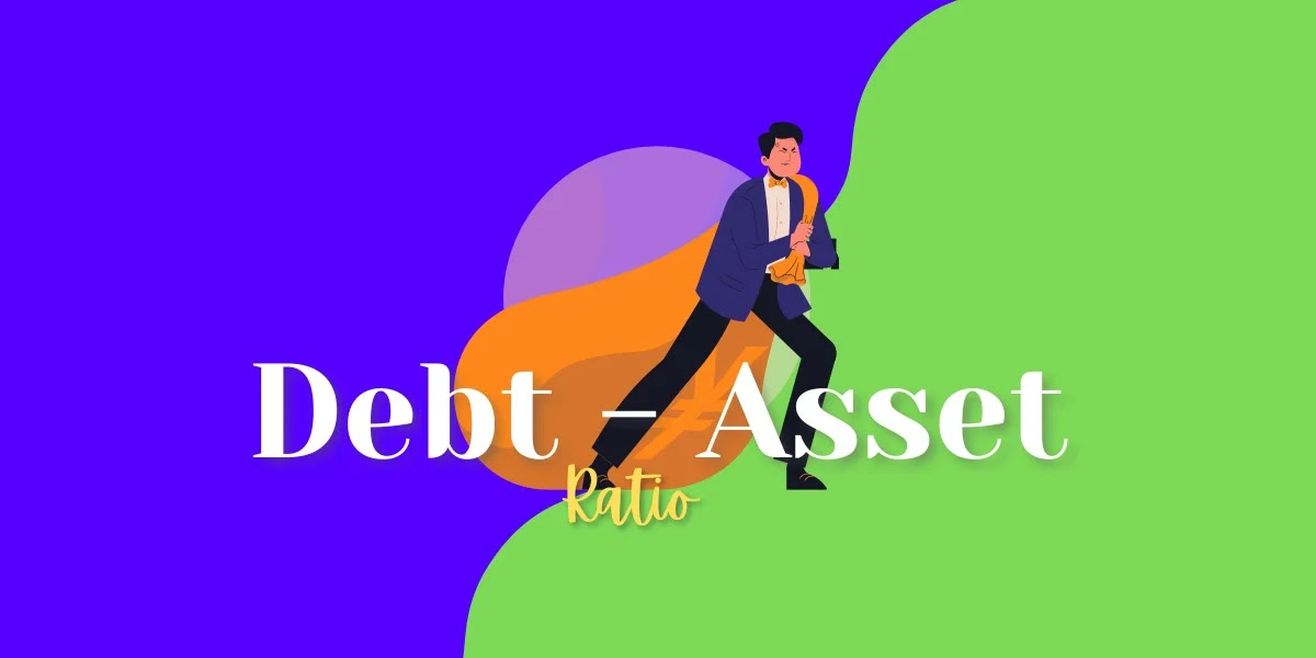 debt to asset ratio explained and calculated with examples by zerobizz
