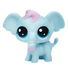 Littlest Pet Shop Small Playset Trunkster Appleton (#109) Pet