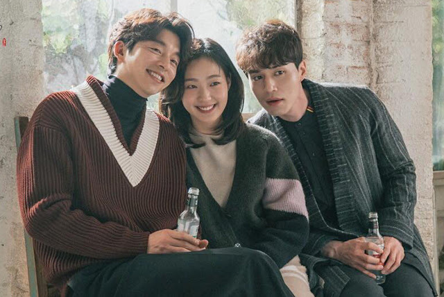 Sinopsis Goblin - The Lonely and Great God Korean Drama