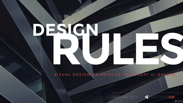 DESIGN RULES: Principles and best Practices for Great UI Design