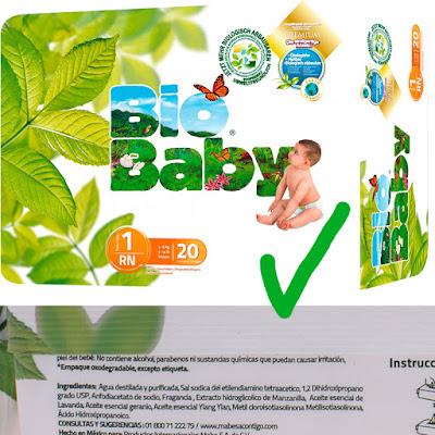 mejores toallitas húmedas bebé marca conocida biobaby bio baby toallita
