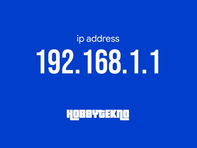 Pengertian IP Address Beserta Jenisnya