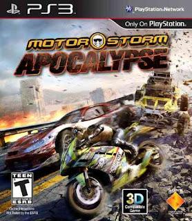 MOTOR STORM APOCALYPSE PS3 TORRENT
