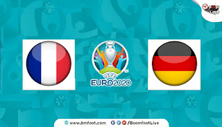 بث مباشر مباراة ألمانيا ضد فرنسا مباشرة في كاس أمم أوروبا