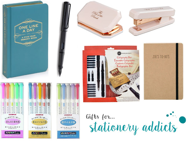 Gifts for... Stationery Addicts