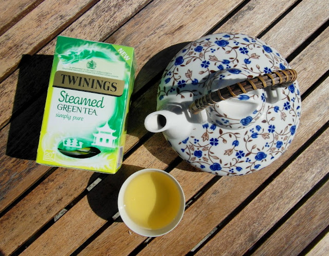 Steamed Green Tea, Twinings*