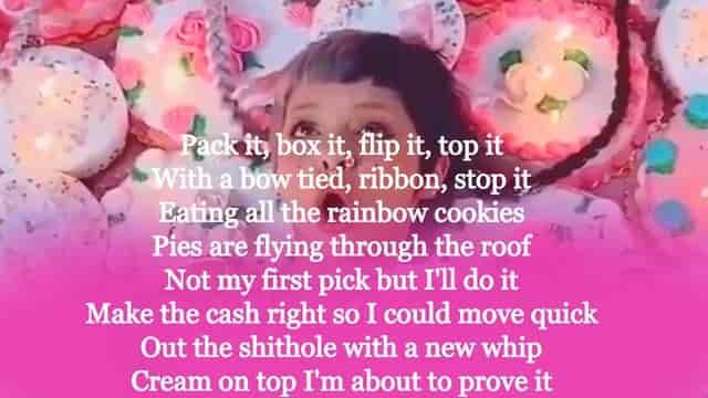 The Bakery Lyrics Melanie Martinez