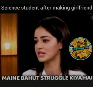 ananya-pandey-science-student-meme