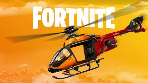 فورت نايت : جميع اماكن طائرات الهليكوبتر في الموسم الثالث (لاتعرفها)