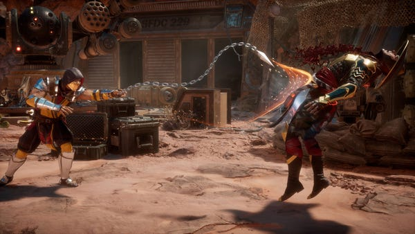Mortal Kombat 11 available for PS4,PS5,Xbox ONE,Xbox Series S/X, Nintendo Switch, and PC