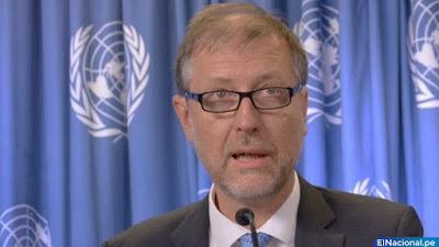 """ONU respalda a Sagasti sobre los cambios en la policía: """"Se necesita una rendición de cuentas"""""""
