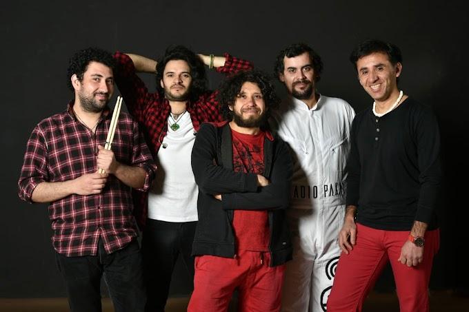 """""""Experimento Sabroso""""  El Nuevo EP de la banda nacional Radio Pakal."""