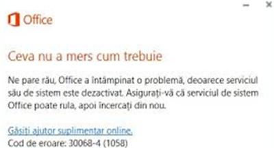 خطوات حل مشكلة الاوفيس Office couldn't install Error Code 0-1011