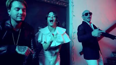 Pitbull & J Balvin - Hey Ma ft Camila Cabello ( The Fate of the Furious )