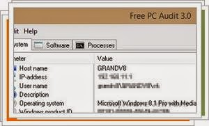Free PC Audit 3.1 Download