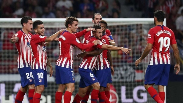 """مشاهدة مباراة اتلتيكو مدريد وألتشي بث مباشر اليوم 19-12-2020 """"الدوري الاسباني"""""""