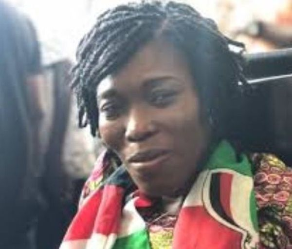Female NDC Parliamentary Aspirant Paralyzed Days After Filing Her Nomination Form - PHOTO