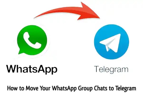 How to move WhatsApp group chats to Telegram messenger