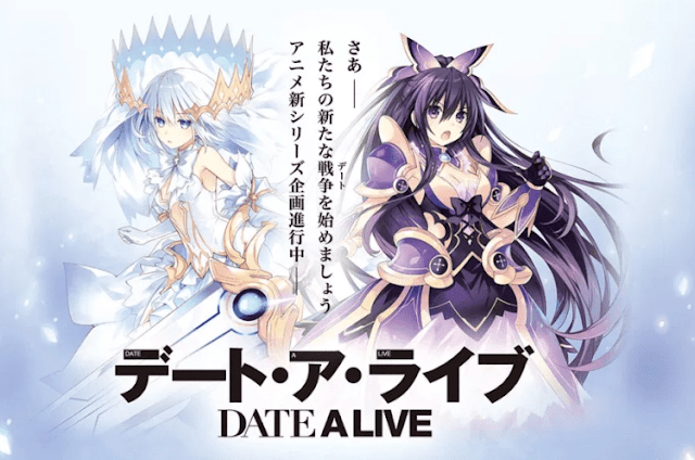 Date A Live Season 3 OST Opening and Ending Song Full