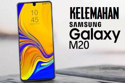 4 Kelemahan Samsung M20 Yang Harus Kamu Tahu