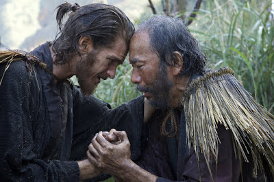 Andrew Garfield and Shin'ya Tsukamoto in Silence (35)