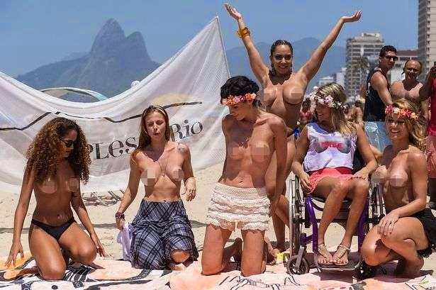 Brazil Naked Woman 97