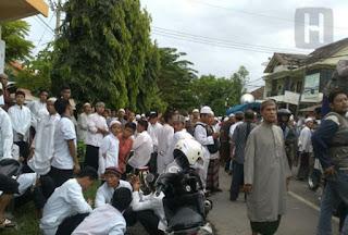 Allahu Akbar! Umat Islam Menolak Keras Kajian Syiah di IAIN Surakarta