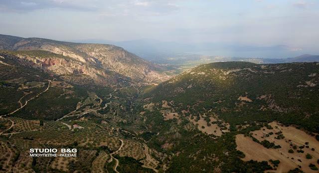 Ζόγκα: Η ορεινή ομορφιά της Αργολίδας