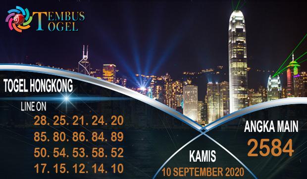 Alam Gaib Togel Hongkong Kamis 10 September 2020