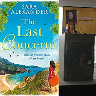 The Last Concerto by Sara Alexander