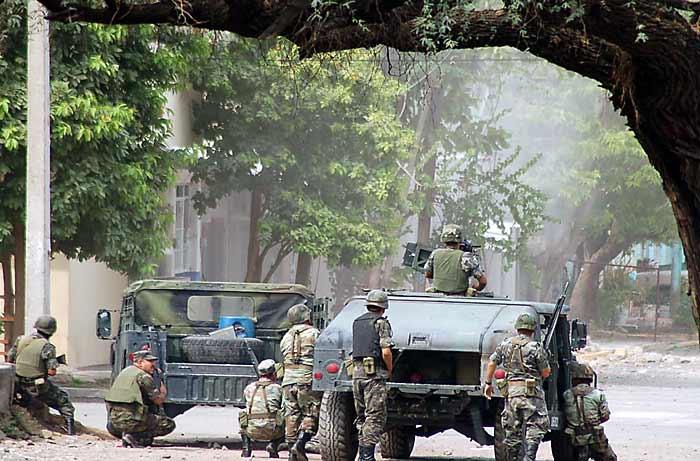 Seis grandes Cárteles pelean a bala y sangre las Plazas en México