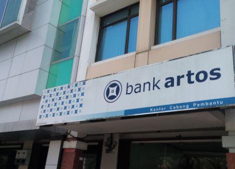 Alamat Lengkap dan Nomor Telepon Kantor Bank Artos di Bandung