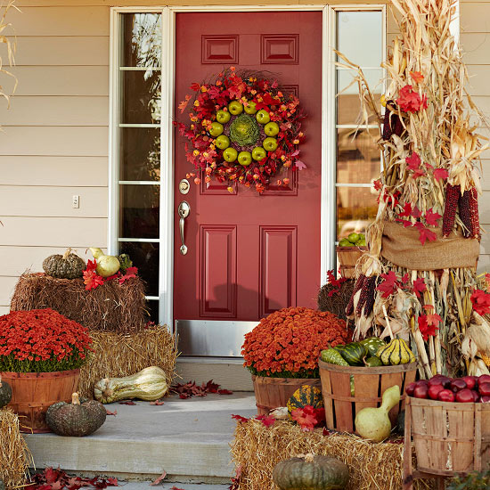 Fall Home Decorations: Charlotte NC Holiday Event Decorating Services- Redesign