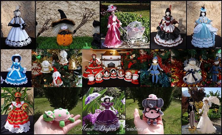 Marie poupées créations